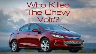 Download Who (Or What) Killed The Chevrolet Volt? And Could It Happen Again? Video