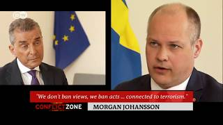 Download Johansson: 'Blame is on Assange, not Sweden' | DW English Video