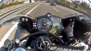 Download YAMAHA YZF-R1 Crossplane - Highway FULL THROTTLE [1080p] Video
