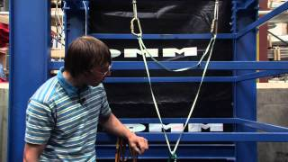 Download DMM Techincal Video on Slings at Anchors Video
