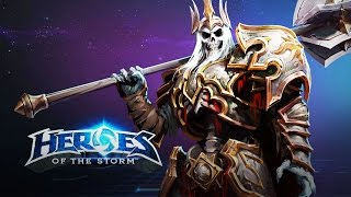 Download ♥ Heroes of the Storm (A-Z Gameplay) Leoric (HoTs Quick Match) Video