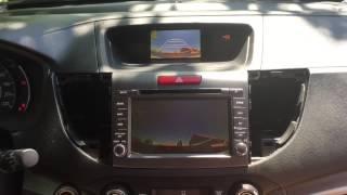 Download Multimédiálne radio for Honda CRV 2013-2015 Video