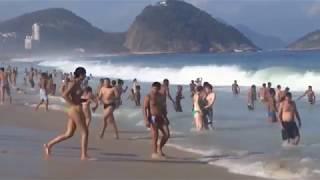 Download Copacabana Beach, Rio de Janeiro, Ipanema Beach, Brazil, Jericoacoara Beach, Brazil, Бразилия Video