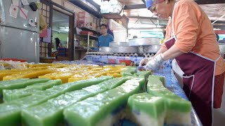 Download Baba Charlie's House Of Kuih Nyonya, Malacca 马六甲峇峇娘惹糕制作 Video