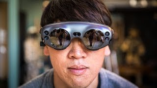 Download Tested: Magic Leap One Augmented Reality Review! Video