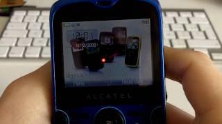 Download Test : Alcatel OT800 Video