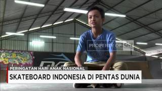 Download Sanggoe, Skateboard Cilik Yang Harumkan Nama Indonesia di Pentas Dunia Video