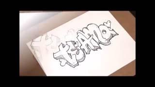 Download como desenhar a palavra que eu te amo Video