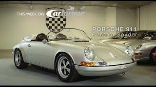 Download CarTorque Series 2 - Porsche 911 Custom Spyder Video