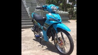 Download Xe & Phong Cách 24h - Yamaha Sirius FI kiểng nhẹ phong cách Thái với bộ áo Spark. Video