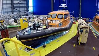 Download RNLI Poole All Weather Lifeboat Centre Video
