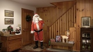Download SANTA CLAUS CAUGHT ON VIDEO TAPE Video