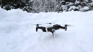 Download DJI - Mavic Air - Backcountry Snow Video