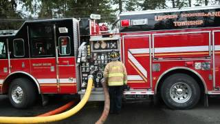 Download Lower Moreland House Fire - Montgomery County Video