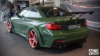 Download The AC Schnitzer ACL2 is a 2 Series with a 570hp M4 ENGINE! Video
