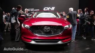 Download 2017 Mazda CX-5 First Look - 2016 LA Auto Show Video