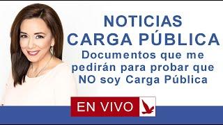 Download Noticias CARGA PUBLICA: Que documentos nos van a pedir para probar que no somos carga publica? Video