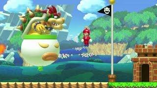 Download Super Mario Maker - 100 Mario Challenge #124 (Expert Difficulty) Video