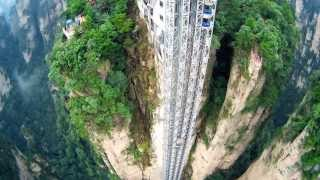 Download AEE Unmanned Aircraft System-F50 Keep the Beauty of Zhangjiajie China Video