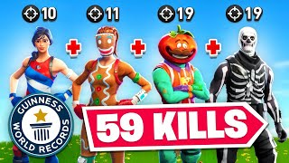 Download We Got The Fortnite Elimination *WORLD* Record (59) Video