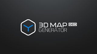 Pixel City 3D Map Generator | After Effects Template 13386497 Free