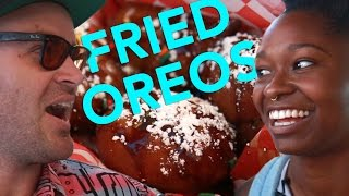 Download Fried Fair Food Telephone • Feast Mode Hunger Squad Video