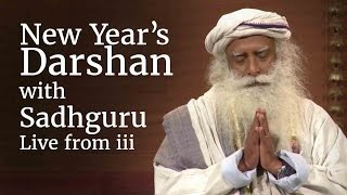 Download New Year's Darshan with Sadhguru - Live from iii Video
