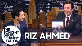 Download Riz Ahmed Could Start a Boy Band with Guys He Met During an Airport Security Search Video