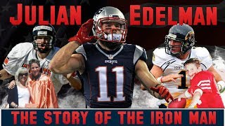 Download Julian Edelman - The Story of the Iron Man Video