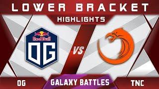 Download OG vs TNC Elimination Galaxy Battles 2018 Highlights Dota 2 Video