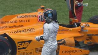 Download IndyCar Series 2017. Indy 500. Fernando Alonso Out + Interview Video