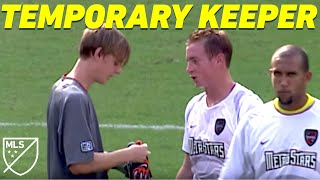 Download When Field Players Try to Play Goalkeeper... Video