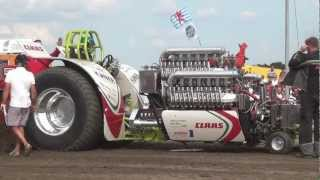 Download Green Monster + Fighter @ Tractor Pulling Edewecht 2012 by MrJo Video