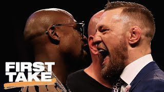 Download First Take Weighs In On Mayweather-McGregor Promotion Tour | First Take | July 17, 2017 Video