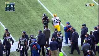 Download NFL 2015 Packers vs Seahawks 540p HDTV Conference Finals Comeback 4:50 Left Video