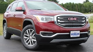 Download 2017 GMC Acadia SLE-2 3.6L V6 Start Up, Complete Tour, and Review Video