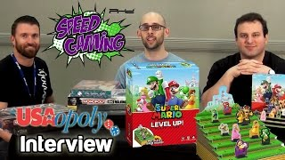Download Super Mario Level Up! | USAopoly Interview | Roll For Crit Video