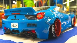 Download AMAZING RC DRIFT CAR RACE MODELS IN ACTION / Fair Erfurt Germany 2017 Video