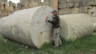 Download The Massive Enigmatic Ruins Of Baalbek In Lebanon: A Walk Through The Site Video