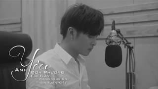 Download Anh Yêu Đơn Phương Em Đấy [Piano Version Full] | Gin Tuấn Kiệt - OST Sitcom Gia Đình Là Số 1 Video