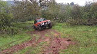 Download *OFFROAD* Subaru Forester & Toyota VX100 & Bmw X5 & Range Rover & Land Rover Discovery Video