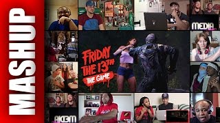 Download FRIDAY THE 13TH: THE GAME Gameplay Reactions Mashup Video