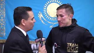 Download Gennady Golovkin post-fight interview after draw with Canelo Alvarez | ESPN Video