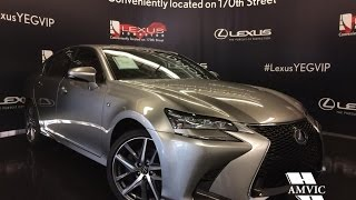 Download 2017 Lexus GS 350 AWD Review Video