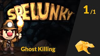 Download Killing the Ghost in Spelunky! Video