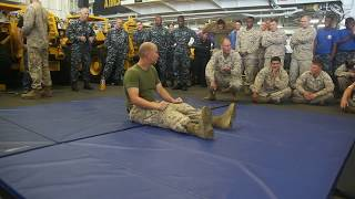 Download U.S. Marines & Sailors TASER Training Video