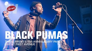 Download Black Pumas Full performance Jan. 18, 2020 (The Current's 15th Anniversary Party) Video