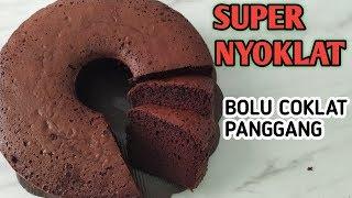Download RESEP BOLU COKLAT SUPER NYOKLAT DAN ENAK BANGET BIKIN NAGIH Video