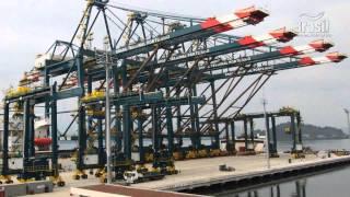 Download Primeiro lote de equipamentos da Brasil Terminal Portuário (BTP) Video
