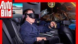 Download Audi e-tron (CES 2019) Im Audi wird jetzt gezockt! Video